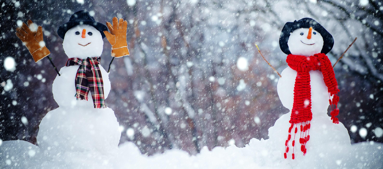 Snowman Home